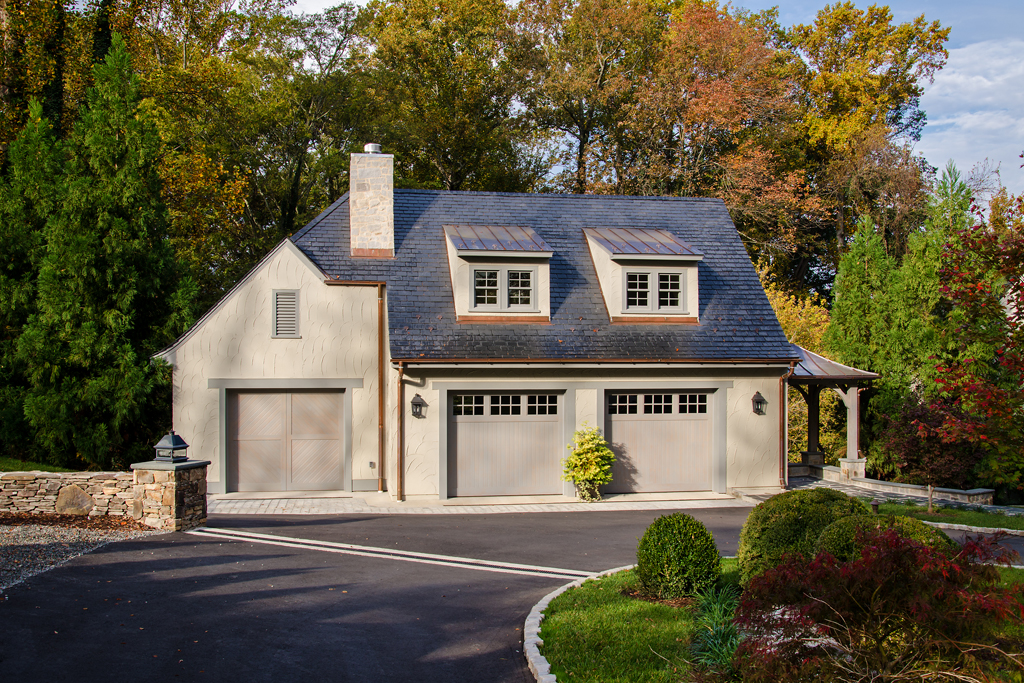 Front Elevation Garage : A rocky start to garage build architecture design