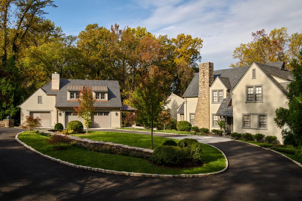 G.Jones-Garage-House-front-elevation-2-10-24-2012 | Architecture ...